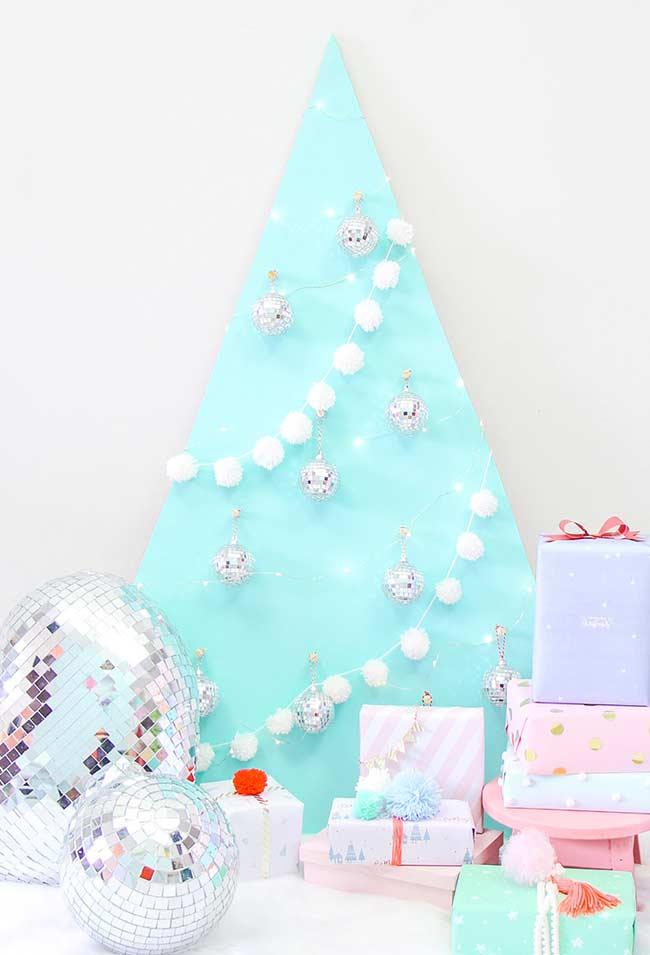 Arbre de Noël décoré différent