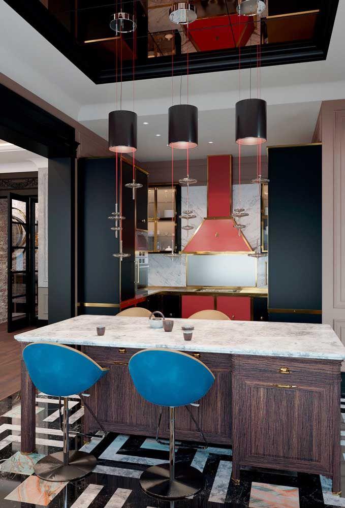 Pour les environnements plus sophistiqués, il est nécessaire d'utiliser des meubles en hauteur