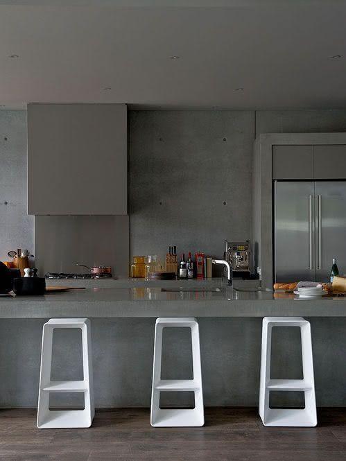 Tabouret de cuisine design moderne
