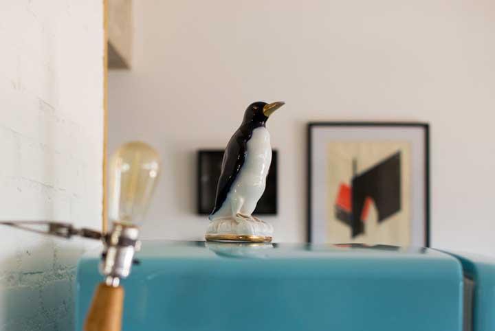 Pingouin de réfrigérateur