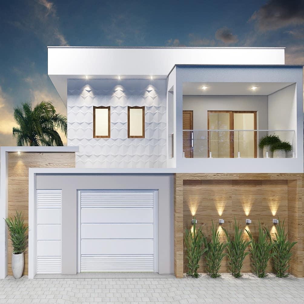 maison avec balcon[[