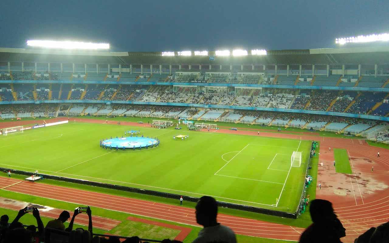 11ème - Salt Lake Stadium - Calcutta (Inde)
