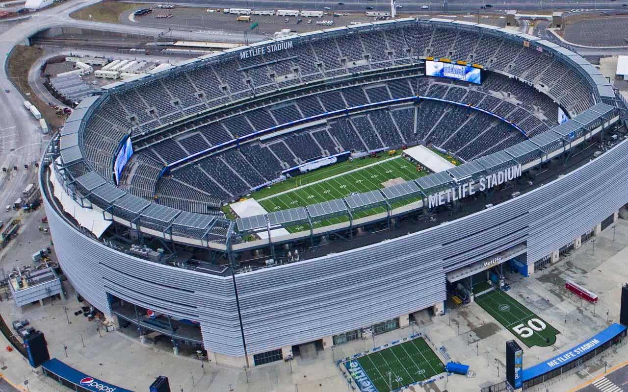 13e - MetLife Stadium - East Rutherford (USA)