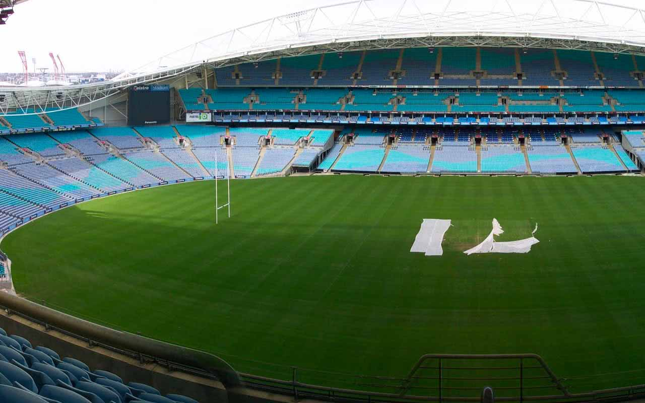 12ème - ANZ Stadium - Sydney (Australie)