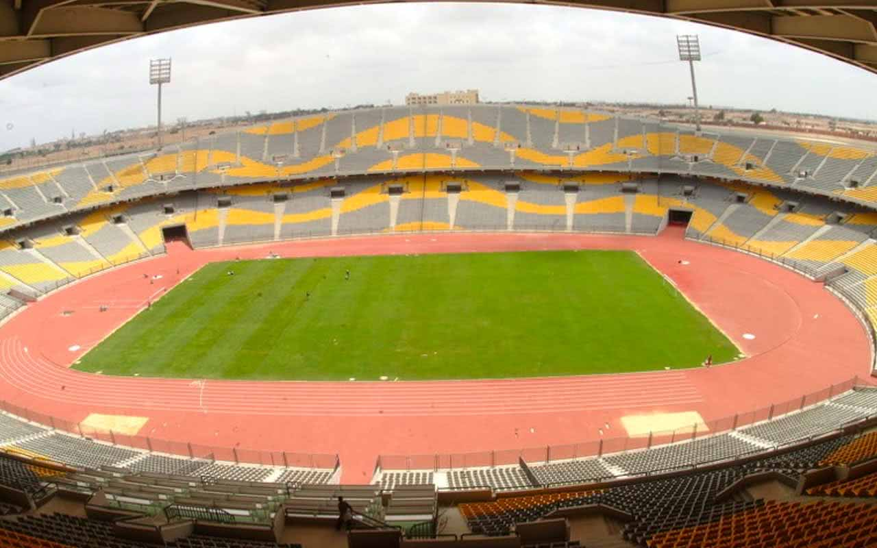10e - Stade Borg el Arab - Alexandrie (Egypte)