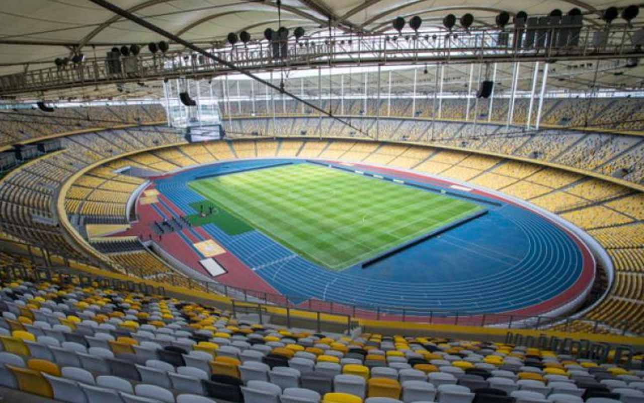 09 - Stade national Bukit Jalil - Kuala Lumpur (Malaisie)