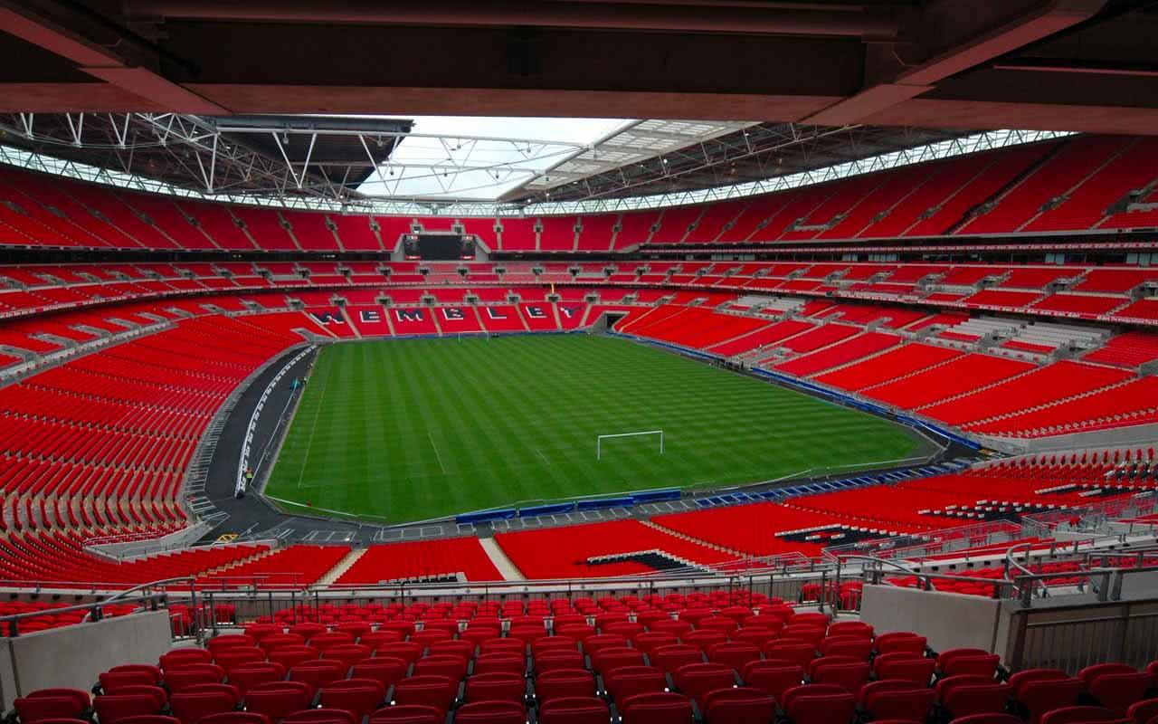 7e - Stade de Wembley - Londres (Angleterre)