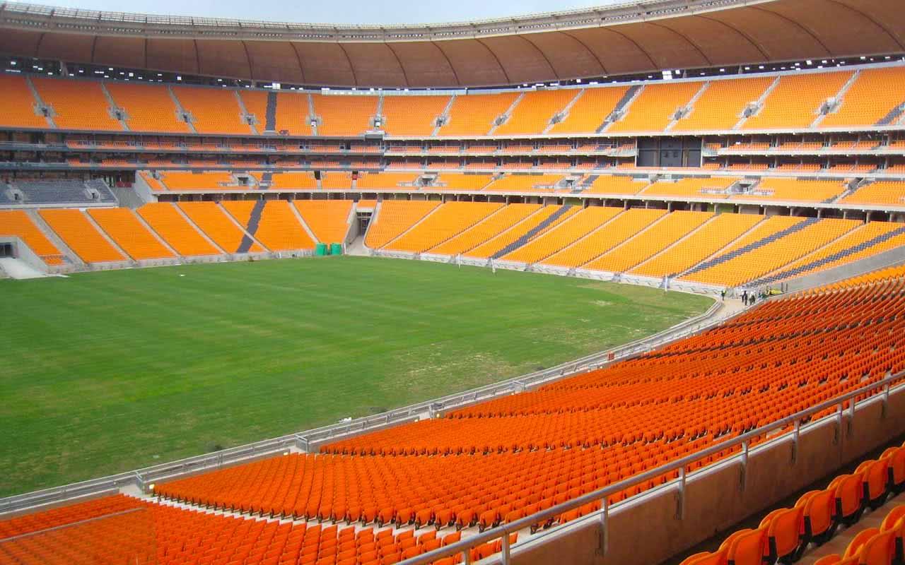 5ème - FNB Stadium - Johannesburg (Afrique du Sud)