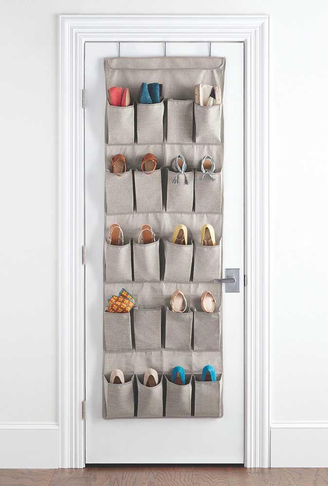 Étagère à chaussures en tissu: la meilleure option pour ceux qui veulent s'organiser et dépenser peu