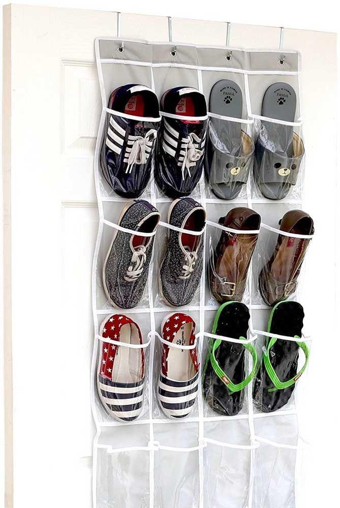 Étagère à chaussures transparente pour enfants: gardez tout en ordre dans la chambre des enfants