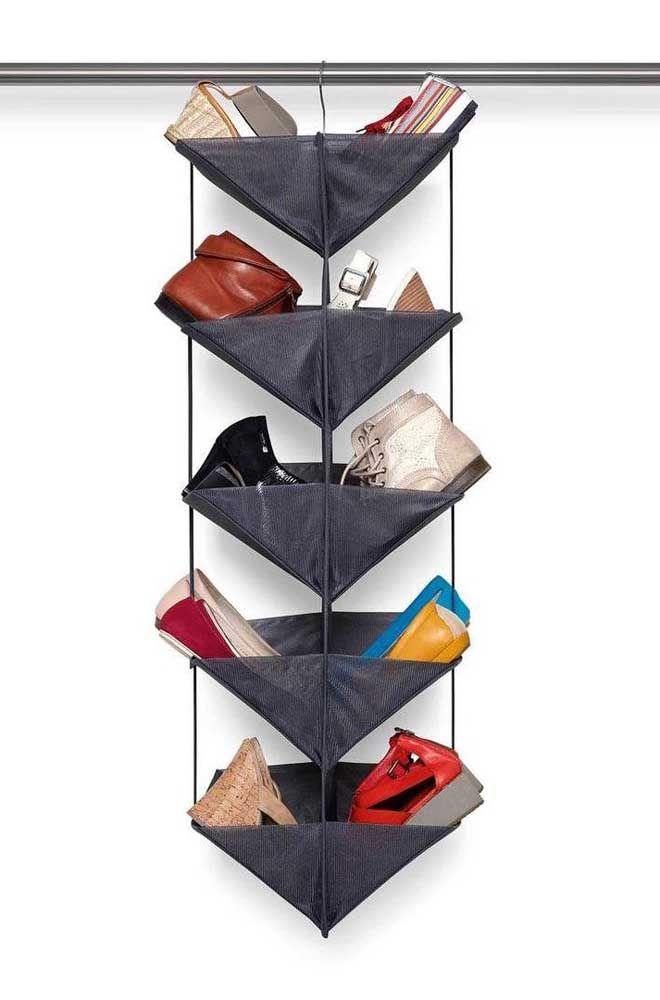 Un modèle de porte-chaussures pour échapper au traditionnel
