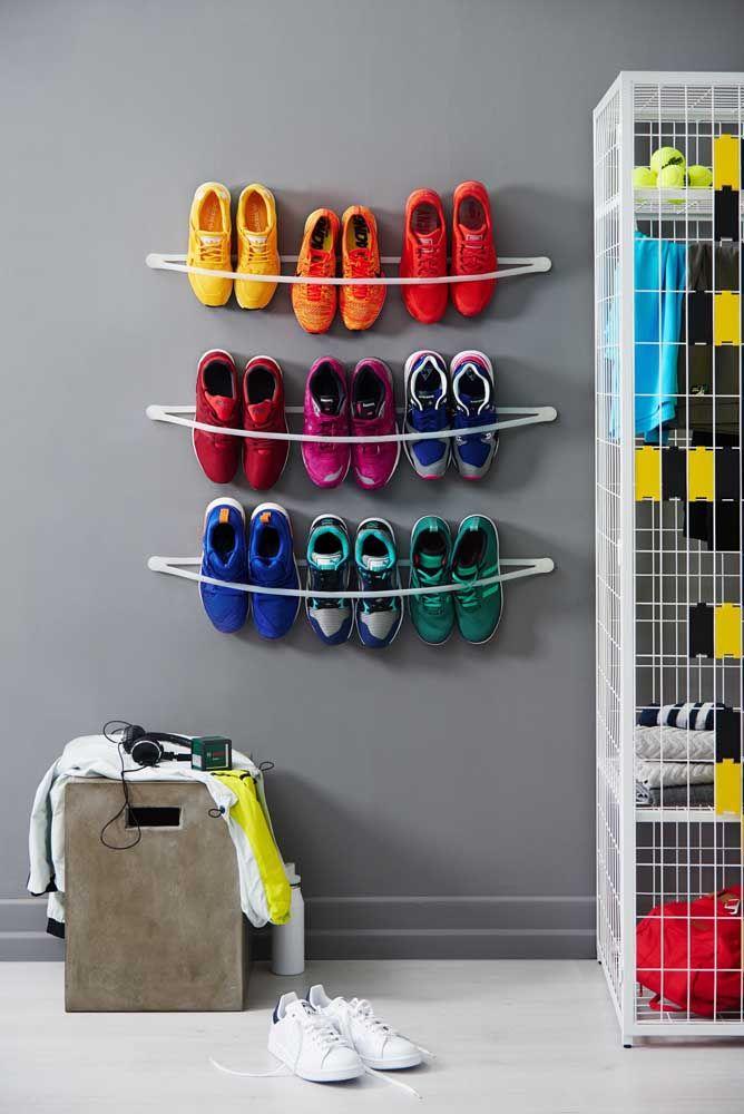 Modèle de chaussure de sport