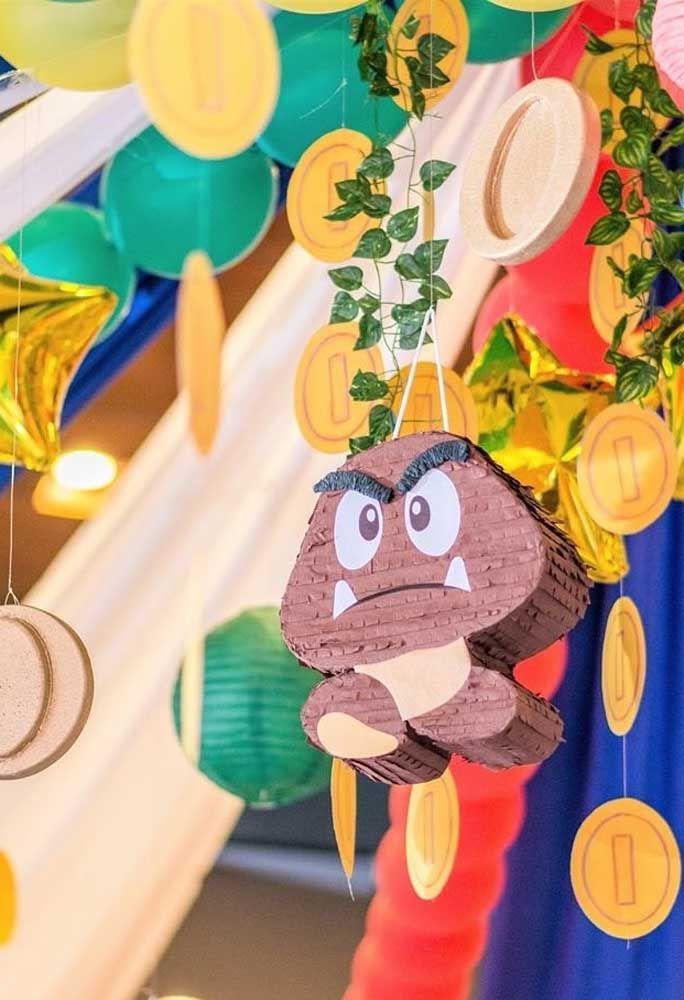Les personnages doivent être présents dans tous les coins de la fête.