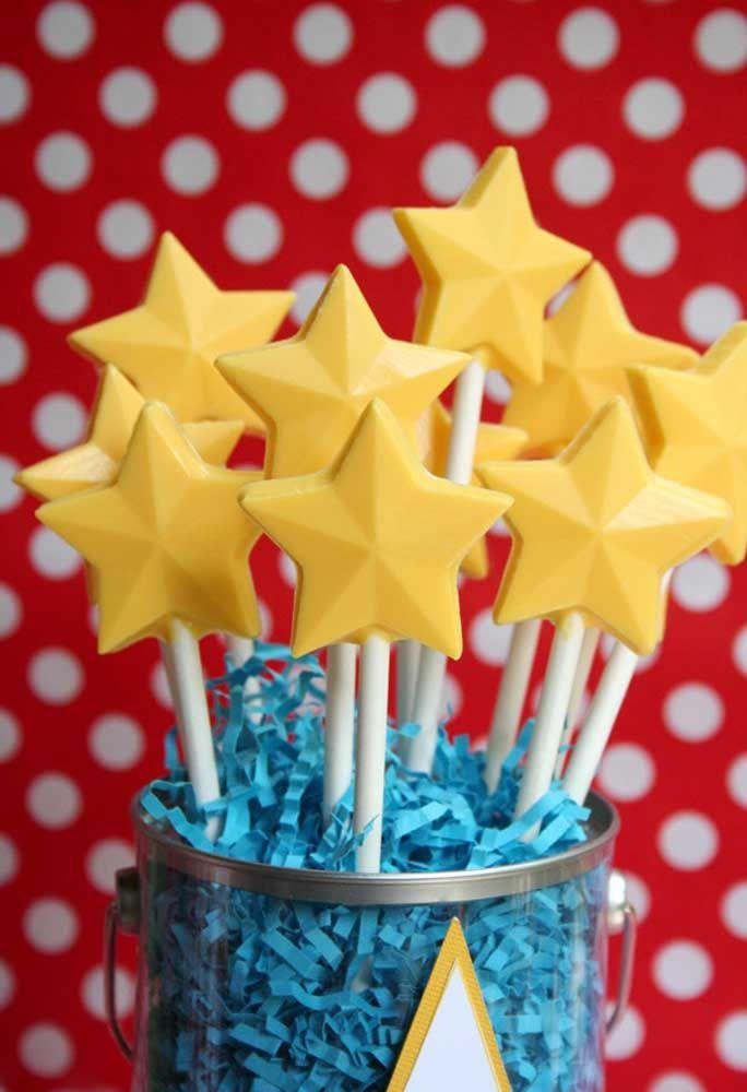 Plus de stars pour animer la fête des enfants.