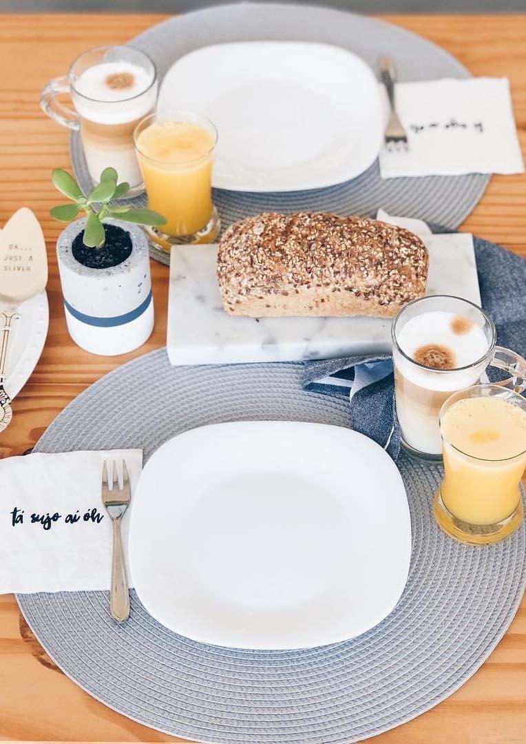 Une idée simple pour une table