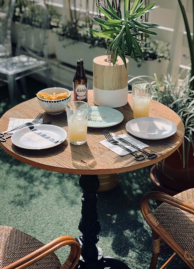 Set de table simple et pratique